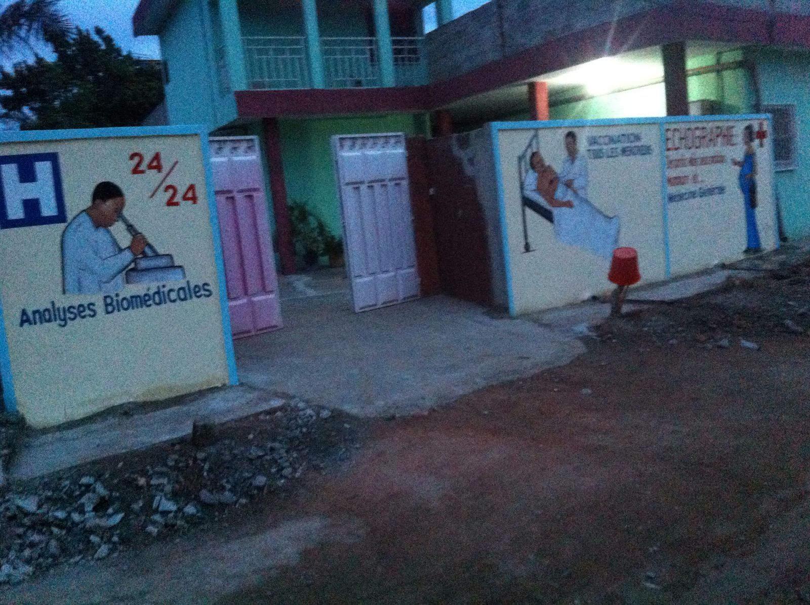 Inauguration du Centre de Santé - le 14 mars 2015