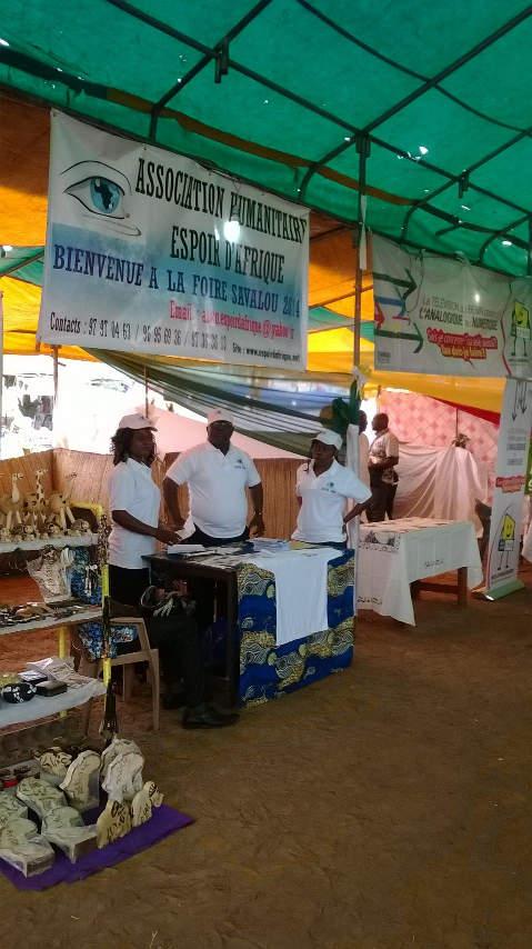 Foire de Savalou, Bénin (2015)