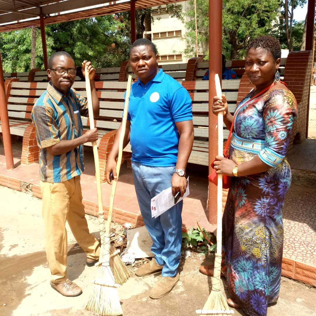 Représentation - Guinée-Conakry