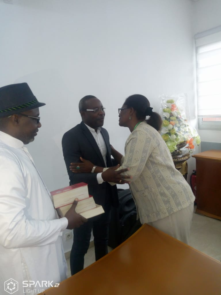 Mission du président en Côte d'Ivoire